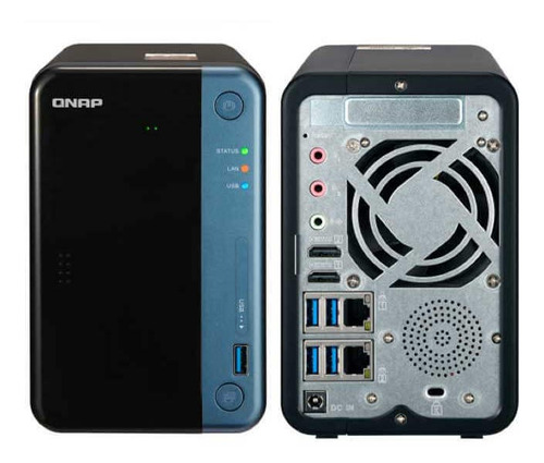 servidor nas qnap ts-253be