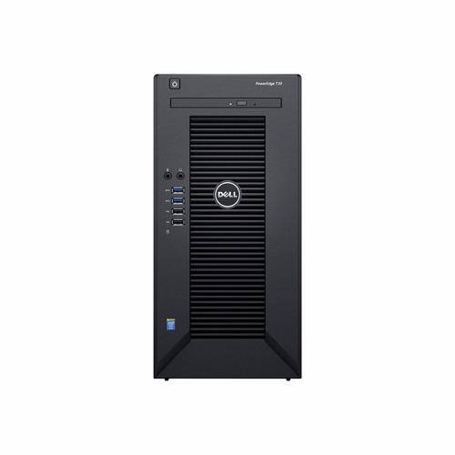 servidor poweredge dell t30 intel xeon e3-1225v5 8gb 1tb hd