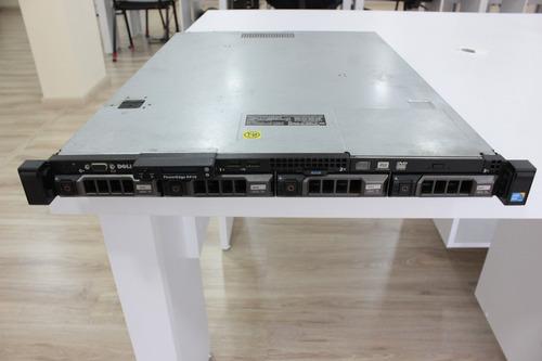 servidor poweredge r410 - dell - em bom estado