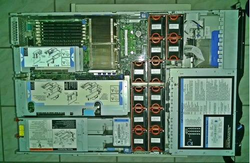 servidor rack imb xseries 346 - 2 proces dual xeon 3,0ghz
