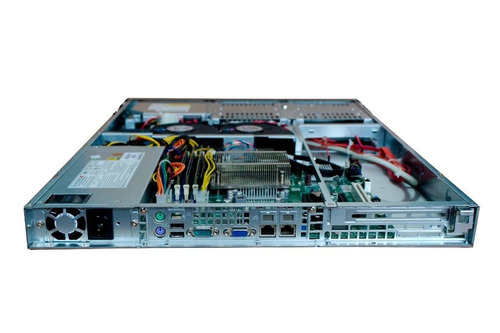 servidor rack supermicro xeon 32gb 2 hd 1tb raid