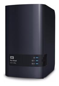 Servidor Storage Nas Wd My Cloud 16tb Ex2 Ultra 16tb