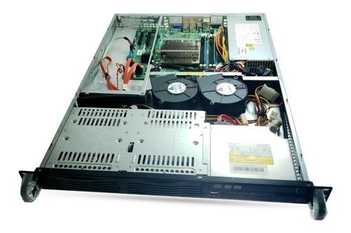 servidor supermicro 1u blade xeon ssd 240gb 2tb hd