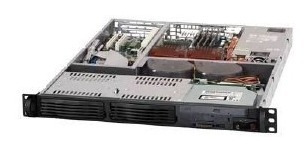 servidor supermicro intel xeon  hd ssd 120gb 4gb ram