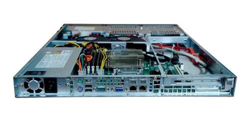 servidor supermicro rack 1u xeon 32gb hd 2tb