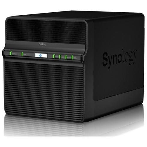 servidor synology diskstation ds414j nas server
