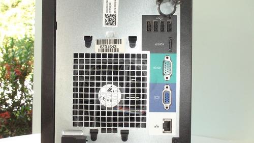 servidor torre- poweredge t110-ii 16gb ram  2 hd 1 tb cada