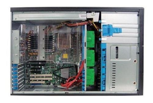 servidor torre sc745  placa x8dtl - 1tb 32gb ram