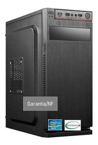 servidor torre xeon 16gb ram hd 1tb - melhor preço