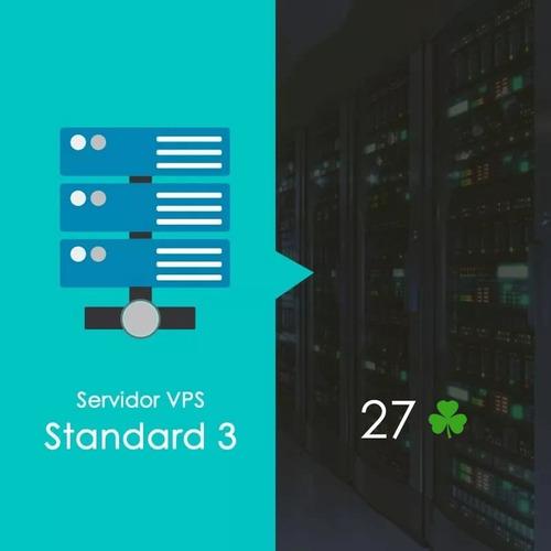 servidor vps standard 3 alojados en canada y miami