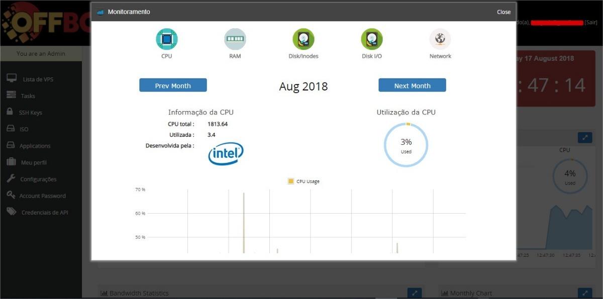Acceso rápido a los recursos del servidor dedicados