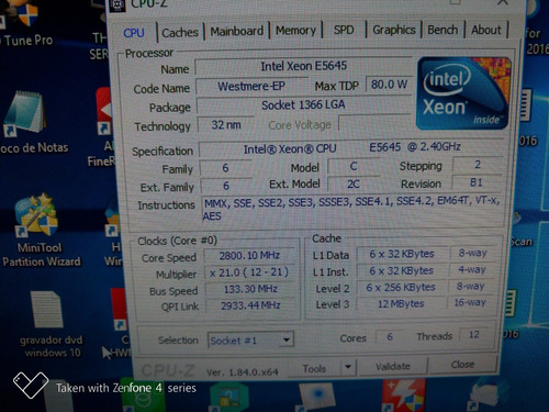 servidor workstation 2 xeon e5645 60gb ram ecc ssd gtx680