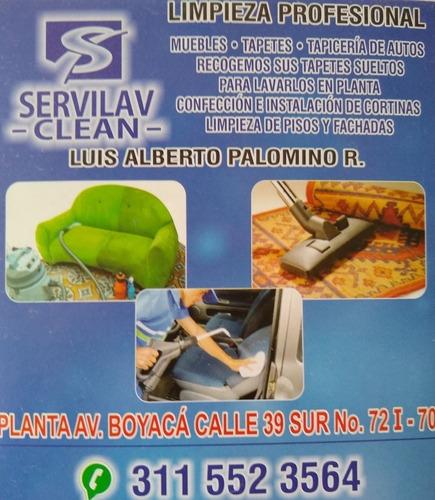 servilav clean