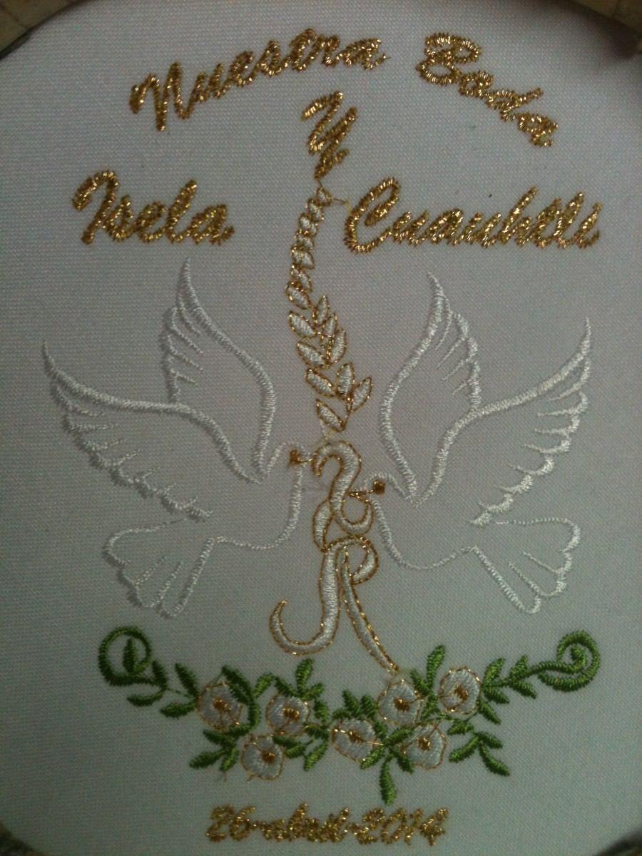 Servilleta bordada mma en mercado libre - Servilletas personalizadas ...