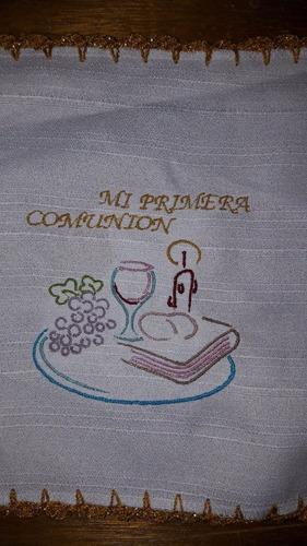 servilletas bordadas para boda