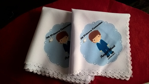 servilletas personalizadas troqueladas