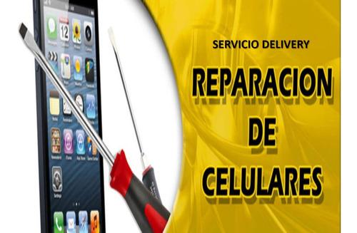 servio técnico celulares delivery