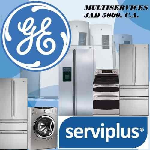 serviplus servicio tecnico nevera lavadora general electric