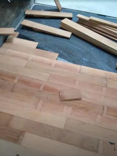 servisios y venta de parquet zócalos pasos de madera brea