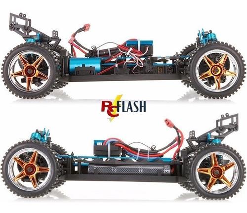servo auto buggy monster camioneta rc hsp e6001 6kg original