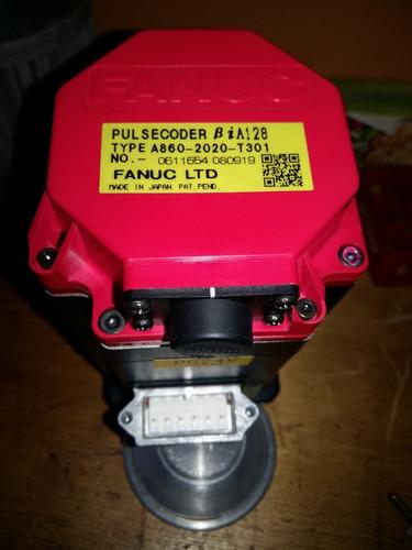 servo motor fanuc modelo : bis  2/4000hv