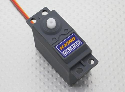 servo standard hk 15138 4.3kg n futaba mg995.