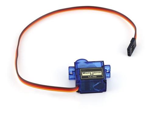 servomotor micro sg90 arduino pic raspberry
