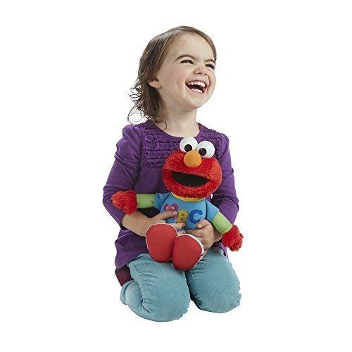 Sesame Street Elmo Hablar Abc Figura