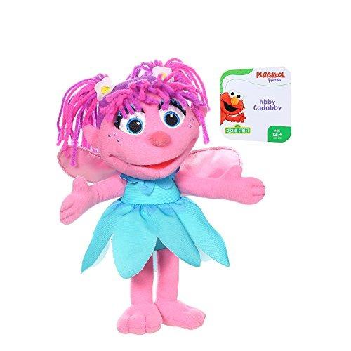 Sesame Street Mini Muñeco De Peluche Abby Cadabby:
