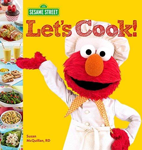 Sesame Street ¡vamos A Cocinar!