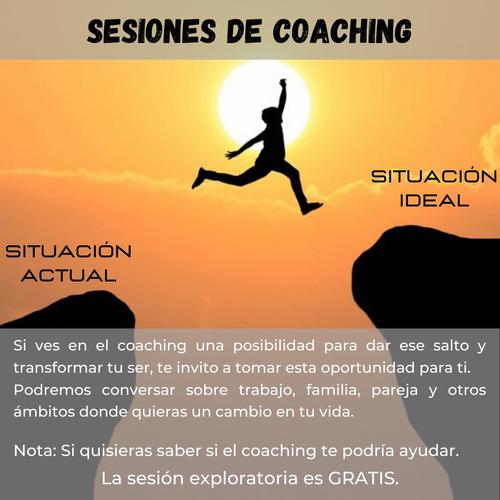 sesión de coaching online