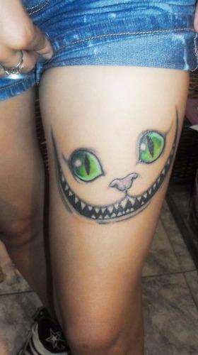 sesion de tattoo