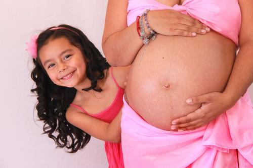 sesión fotos a embarazadas