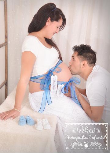 sesión maternity embarazo book