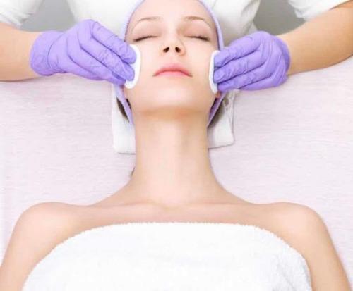 sesión spa facial o corporal