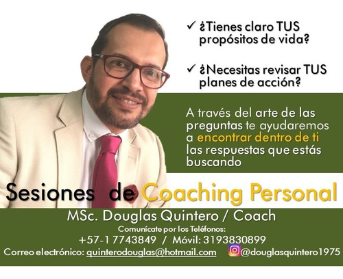 sesiones de coaching personal y ejecutivo