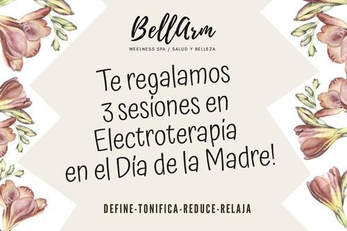sesiones de electrodos