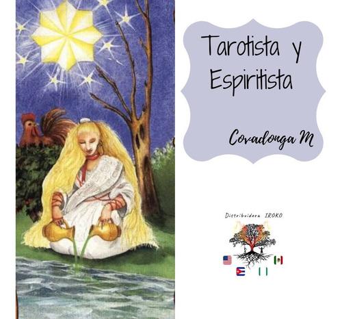 sesiones de espiritismo y lectura de tarot