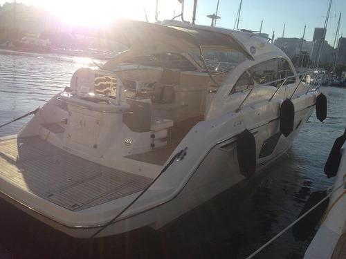 sessa marine c 40 2015 + 2x volvo penta d4 300 hp