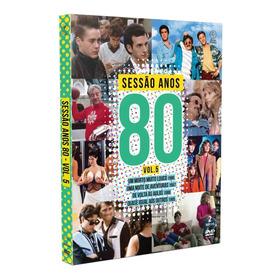 Sessão Anos 80 Volume 5 Box 2 Dvds 4 Filmes Original Lacrado
