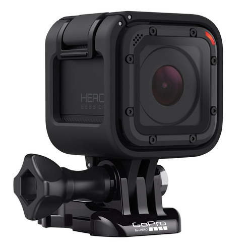 session gopro camara hero