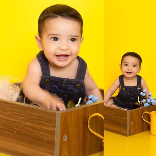 sessão de fotos baby