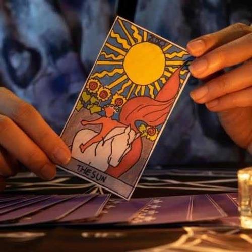 sessão de tarot online