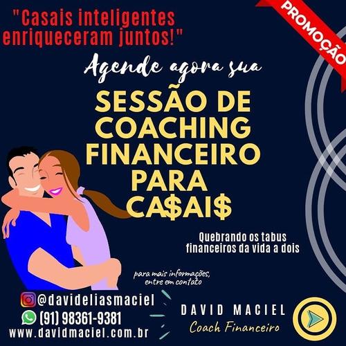 sessão exclusiva de coaching financeiro inteiramente grátis