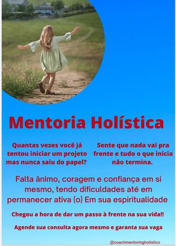 sessões de terapia/mentoria e life coaching