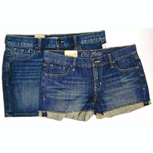 set 1 short y 1 falda old navy original talla 6 mujer 0061