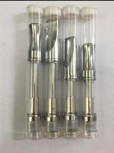 set  10 cartuchos para wax oil. 510 vidrio 1ml