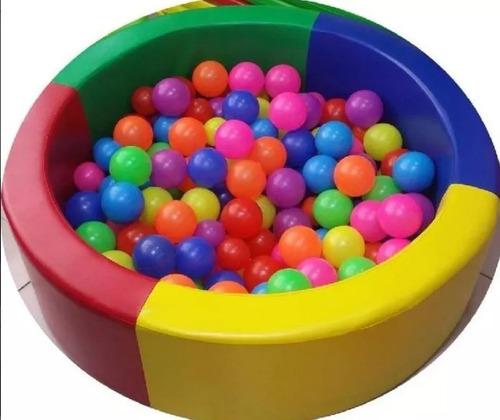 set 100 pelotas intex / estimulacion niños bebe