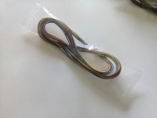 set 12 cables de 1/2 y 1 metro aeromodelismo proyectos y mas