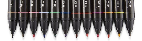set 12 marcadores prismacolor premier + obsequio blender